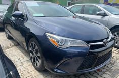 Used Toyota Camry Nigeria 2015 Model Blue