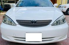 Used Toyota Camry Foreign 2004 Model White