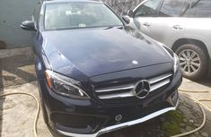 2016 Mercedes Benz C300 Foreign Used Blue for Sale