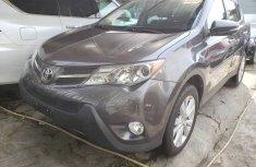 Toyota RAV4 2014 Model Foreign Used Grey