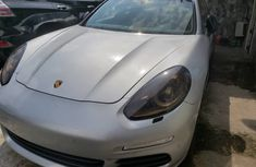 Porche Panamera 2014 Model Foreign Used White