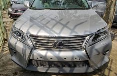2013 Lexus RX 350 Foreign Used Silver for Sale