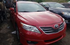 Used Toyota Camry Foreign Sport Edition 2008 Model Red