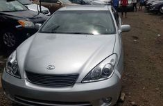 Used Lexus ES 330 Foreign 2005 Model Silver for Sale