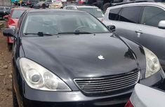 Used Lexus ES 330 Foreign 2005 Model Black for Sale