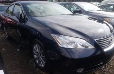 Used Lexus ES 350 Foreign 2008 Model Black for Sale