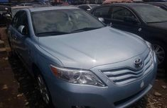 Used Toyota Camry Foreign XLE 2007 Model Blue