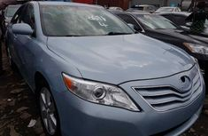 Used Toyota Camry Foreign 2008 Model Blue