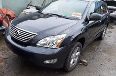Lexus RX 330 2006 Model Foreign Used Gray SUV