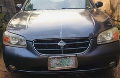 Nissan Maxima 2002 Model Nigeria Used Grey for Sale