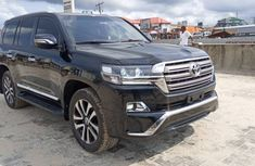 Nigerian used Toyota Land Cruiser 2018