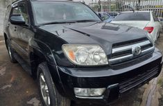 Nigerian used Toyota 4runner 2005 model