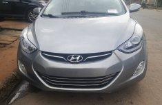 Foreign used Hyundai Elantra 2012 model