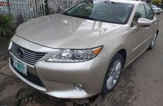Foreign used Lexus  ES350 2015 model
