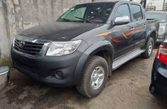 Foreign used Toyota Hilux 2013 model