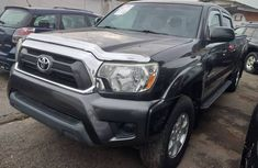 Foreign used Toyota Tacoma 2013 model