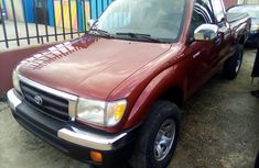 Used Toyota Tacoma 1998 Model Foreign Red for Sale