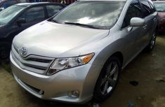 Toyota Venza 2012 Model Foreign Used Silver