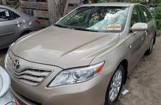 Used Toyota Camry Foreign 2008 Model Brown for Sale