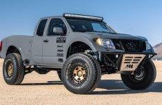 Nissan Frontier Desert Runner debuts as an off-road version of its pickup truck