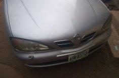Nissan Primera 2000 Model Nigeria Used Silver
