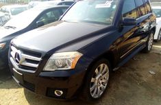 Mercedes Benz GLK350 2010 Model Foreign Used Black