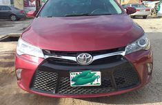 Nigerian used Toyota Camry SE 2017 model