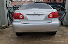 Foreign Used 2007 Toyota  Corolla