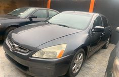 Nigerian used Honda Accord 2005 model