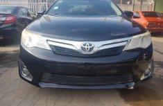 Nigerian Used Toyota Camry 2012 Model