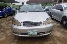 Nigerian used Toyota Corolla 2007 model