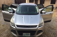 Ford Escape 2013 Model Nigeria Used Silver