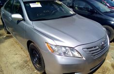 Used Toyota Camry Foreign 2008 Model Silver for Sale