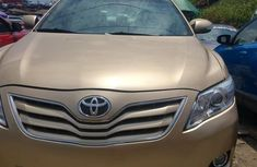 Used Toyota Camry Foreign 2010 Model Gold for Sale