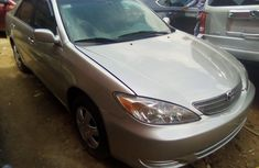 Used Toyota Camry Foreign 2003 Model Silver for Sale