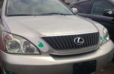 Lexus RX 330 2005 Model Foreign Used Silver for Sale