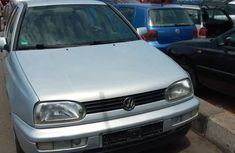 Volkswagen Golf 3 1994 Model Foreign Used Silver for Sale