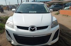 Mazda CX-7 2007 Model Foreign Used White for Sale