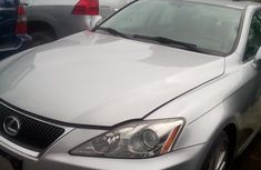 2007 Model Lexus IS350 Foreign Used Gold for Sale