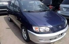 Toyota Picnic 1999 Model Foreign Used Blue for Sale