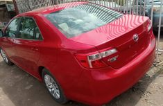 Used Toyota Camry Foreign 2013 Model Red for Sale