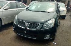 Pontiac Vibe 2010 Model Foreign Used Black for Sale