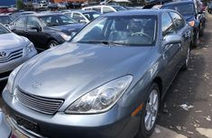 Lexus ES 330 2005 Model Foreign Used Grey