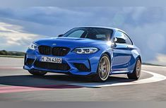 2020 BMW M2 CS finally released with improved suspension, more power & a manual gearbox