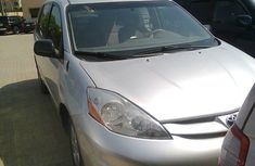 Toyota sienna 2008 Model Foreign Used Silver for Sale