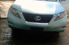 Used Lexus RX 350 Nigerian Used 2011 Model in Lagos
