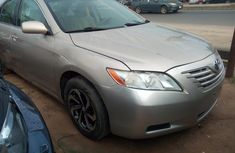 Foreign Used Toyota Camry Silver Sedan 2008 Model