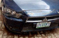 Mitsubishi Lancer 2008 Model Nigeria Used Blue for Sale