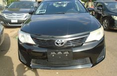 Used Toyota Camry Foreign V4 2014 Model Black
