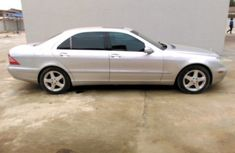 Very Clean Foreign used Mercedes Benz S430